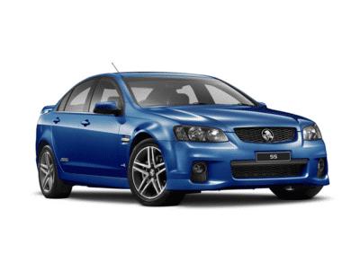 VE Commodore Sedan Blue