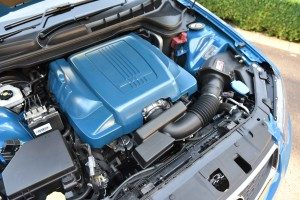 VE Commodore Engine Bay