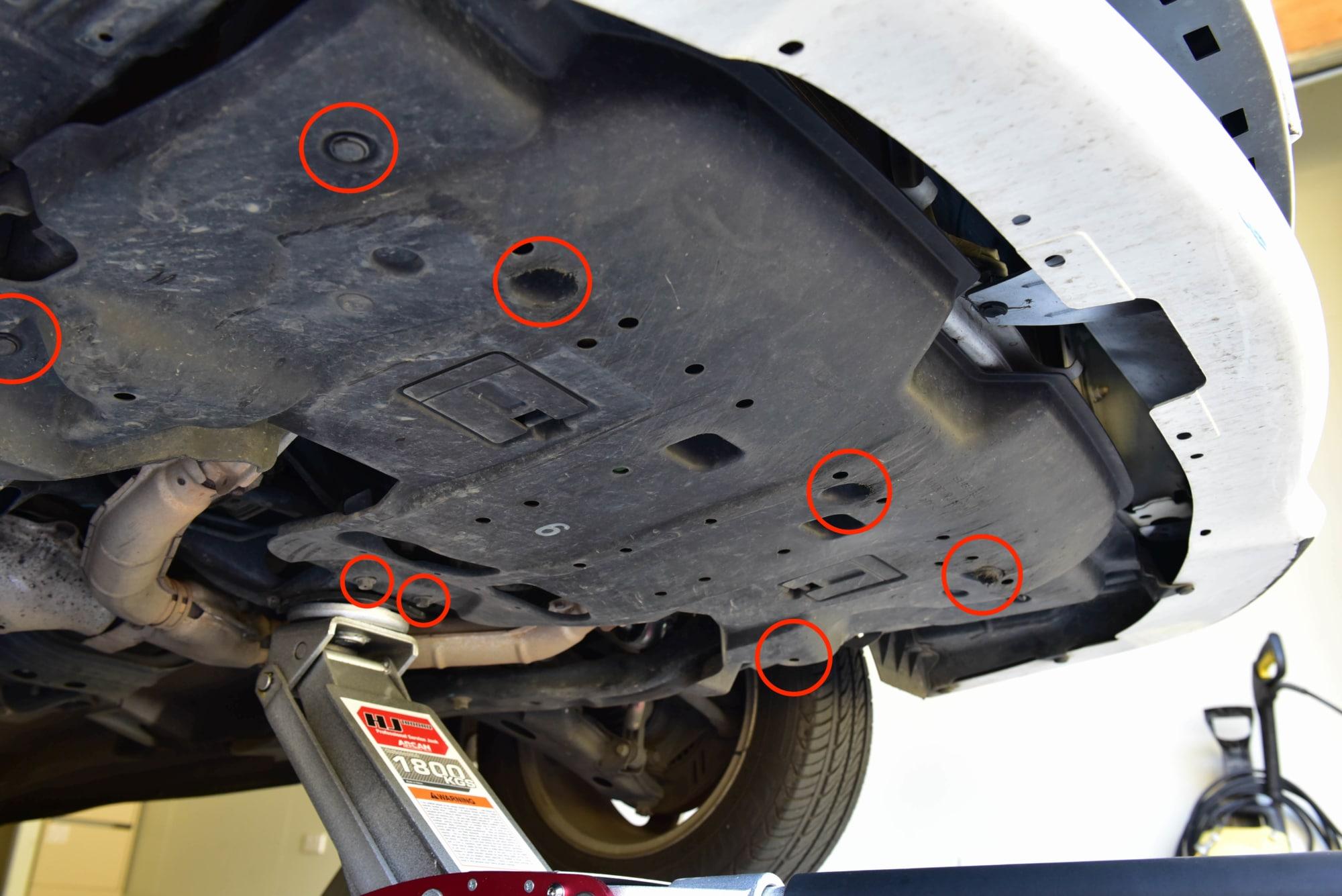 EJ201 Engine Oil Change – Subaru Impreza – AutoInstruct