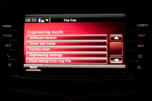 Holden IQ Engineering Mode
