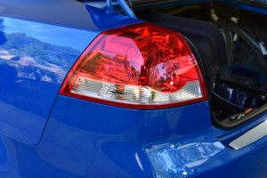 Holden VE Commodore Tail Light Removal