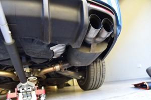 VE Commodore Exhaust Muffler