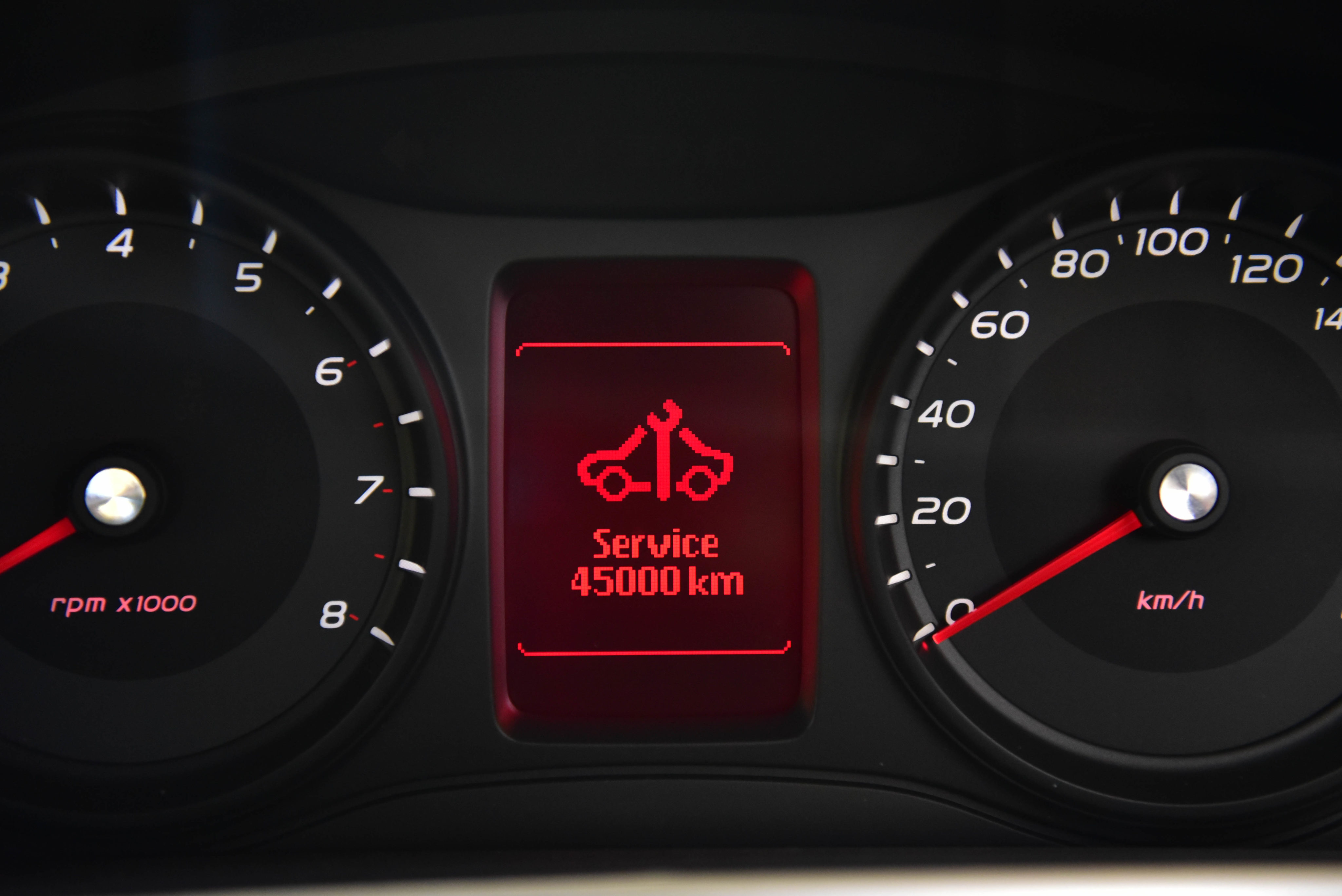 Resetting Service Reminder – VE Commodore – AutoInstruct