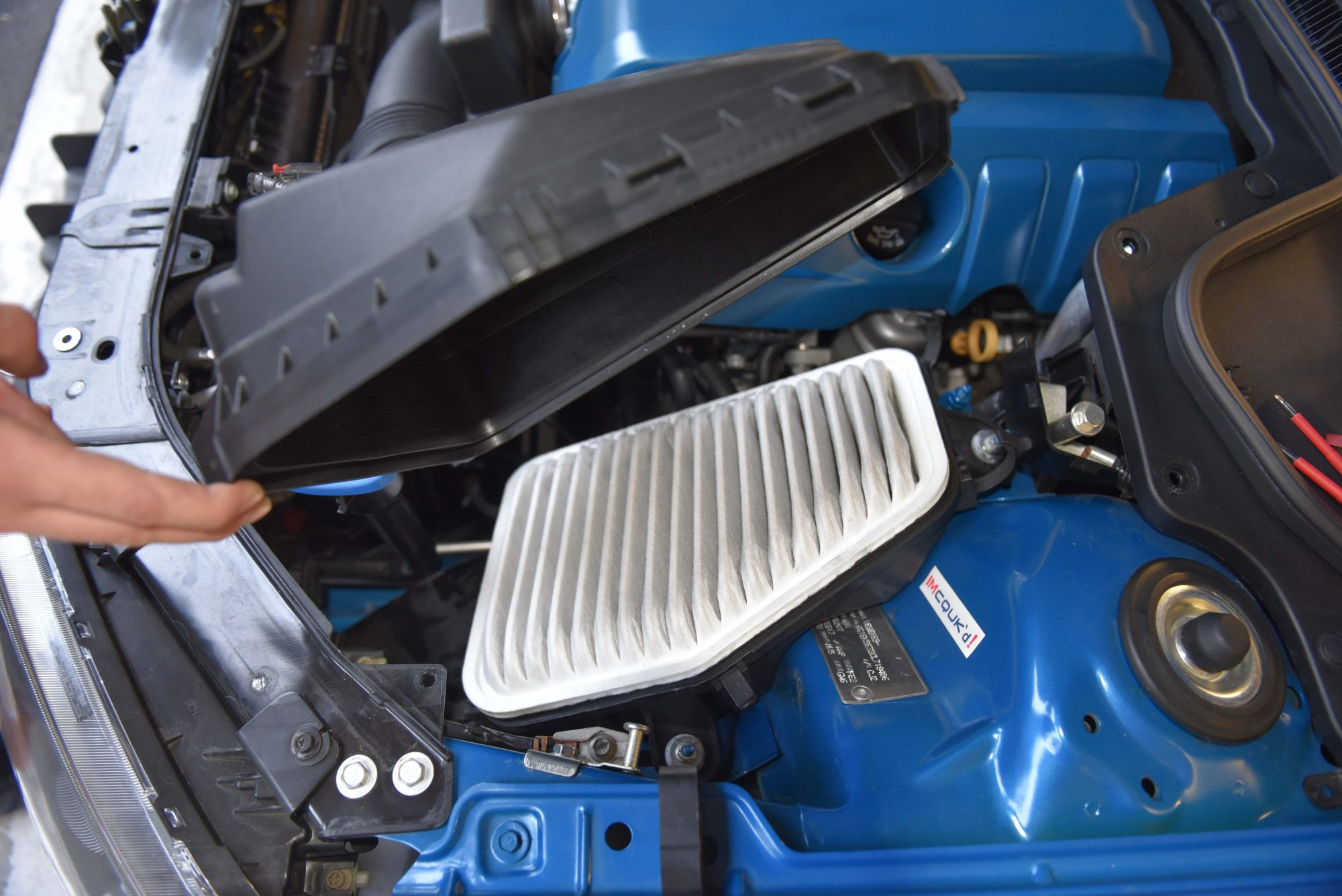 VE Commodore Air Filter