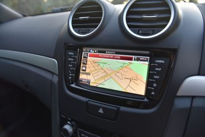 Holden IQ Nav Upgrade