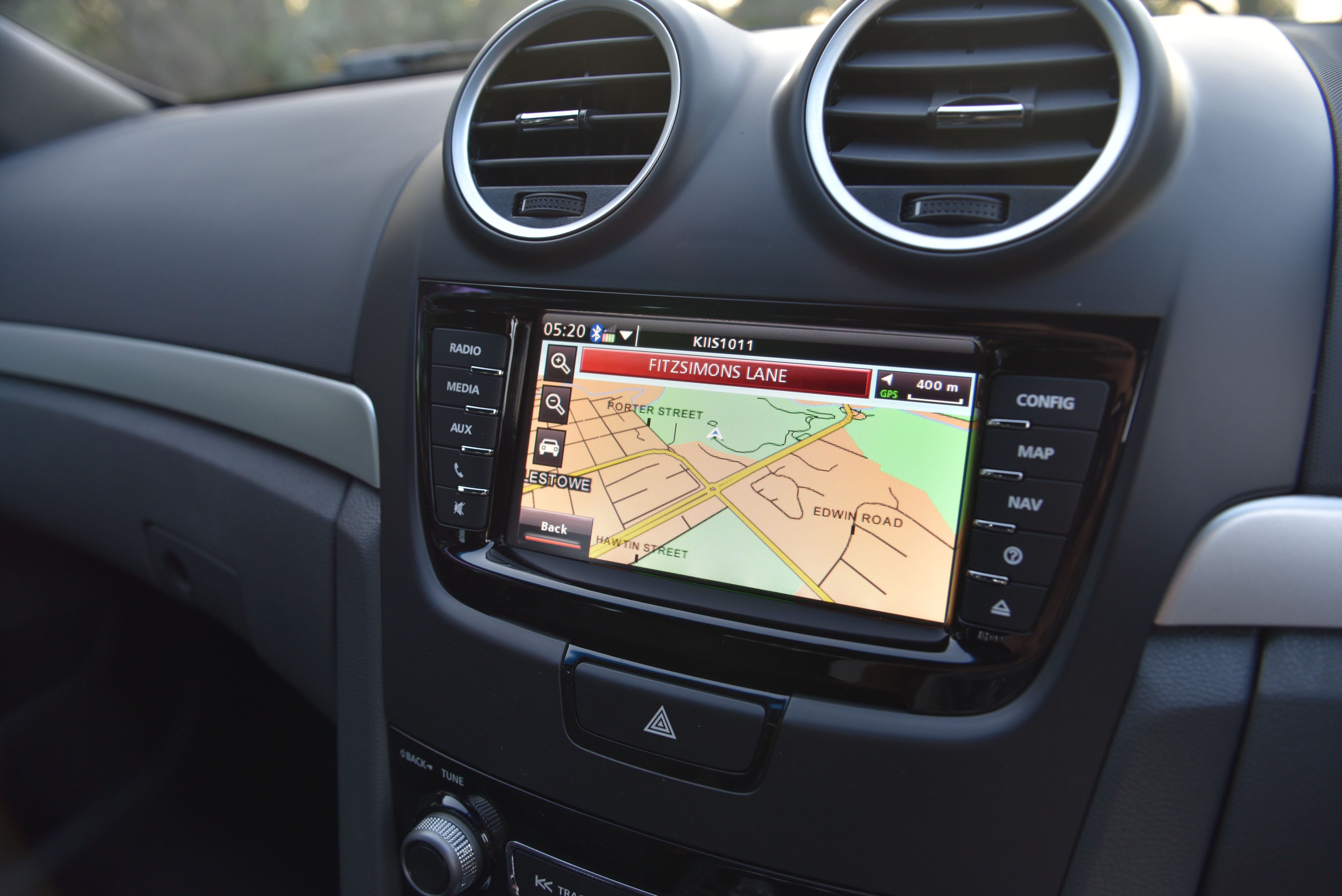 Holden IQ Navigation Upgrade – VE Commodore – AutoInstruct