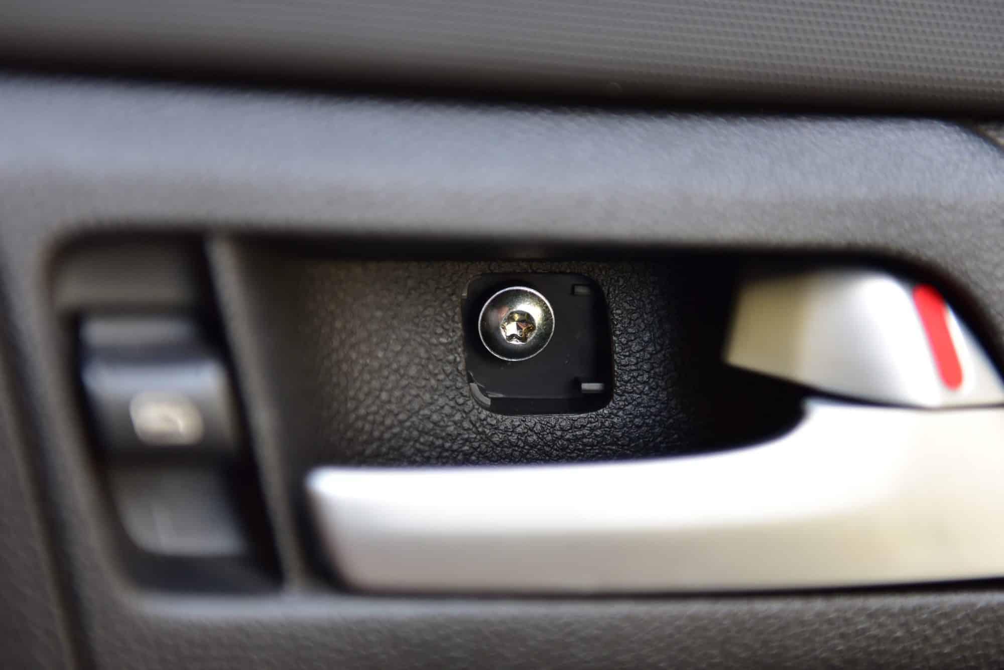 VE Commodore Rear Door Trims