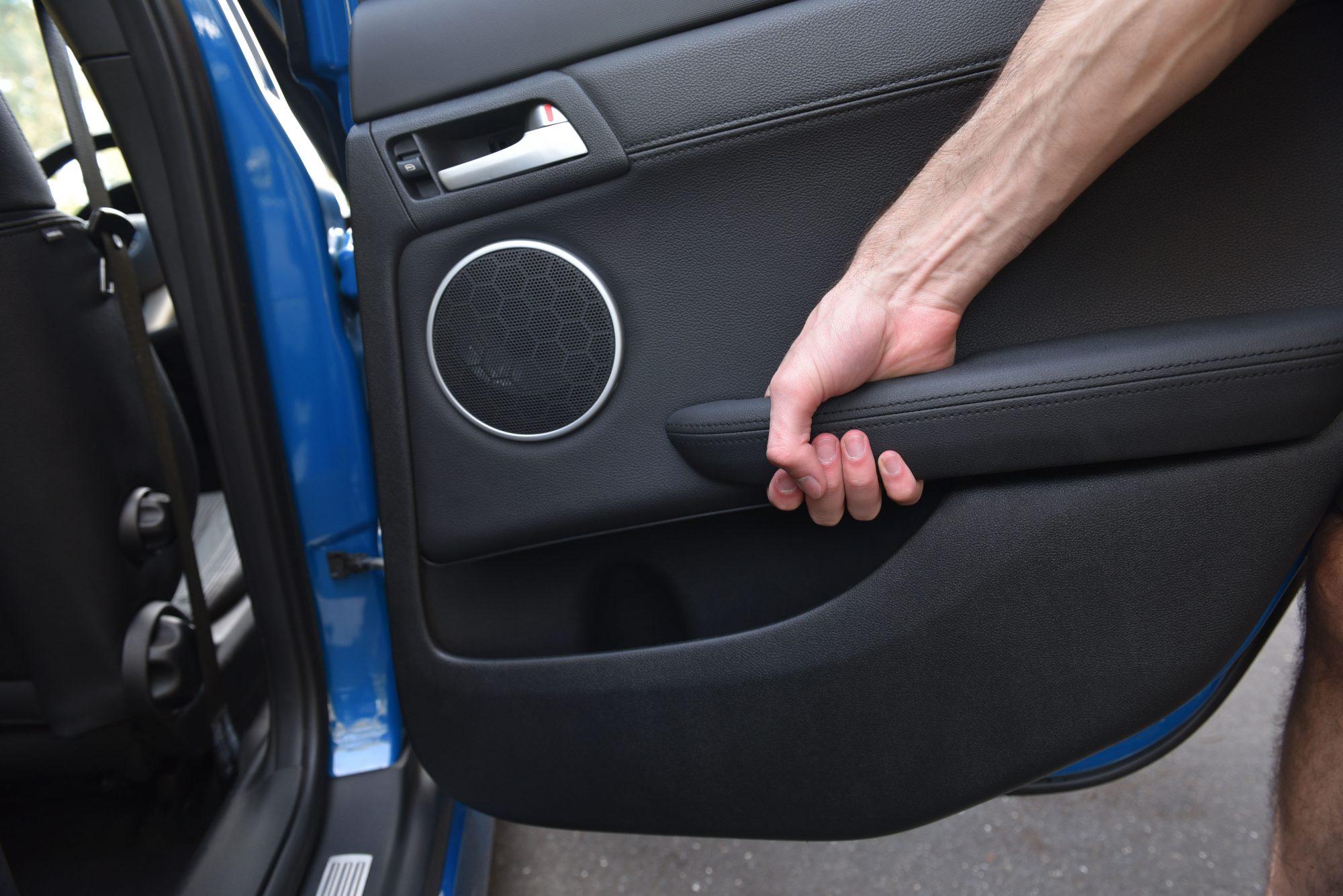 VE Commodore Rear Door Trim