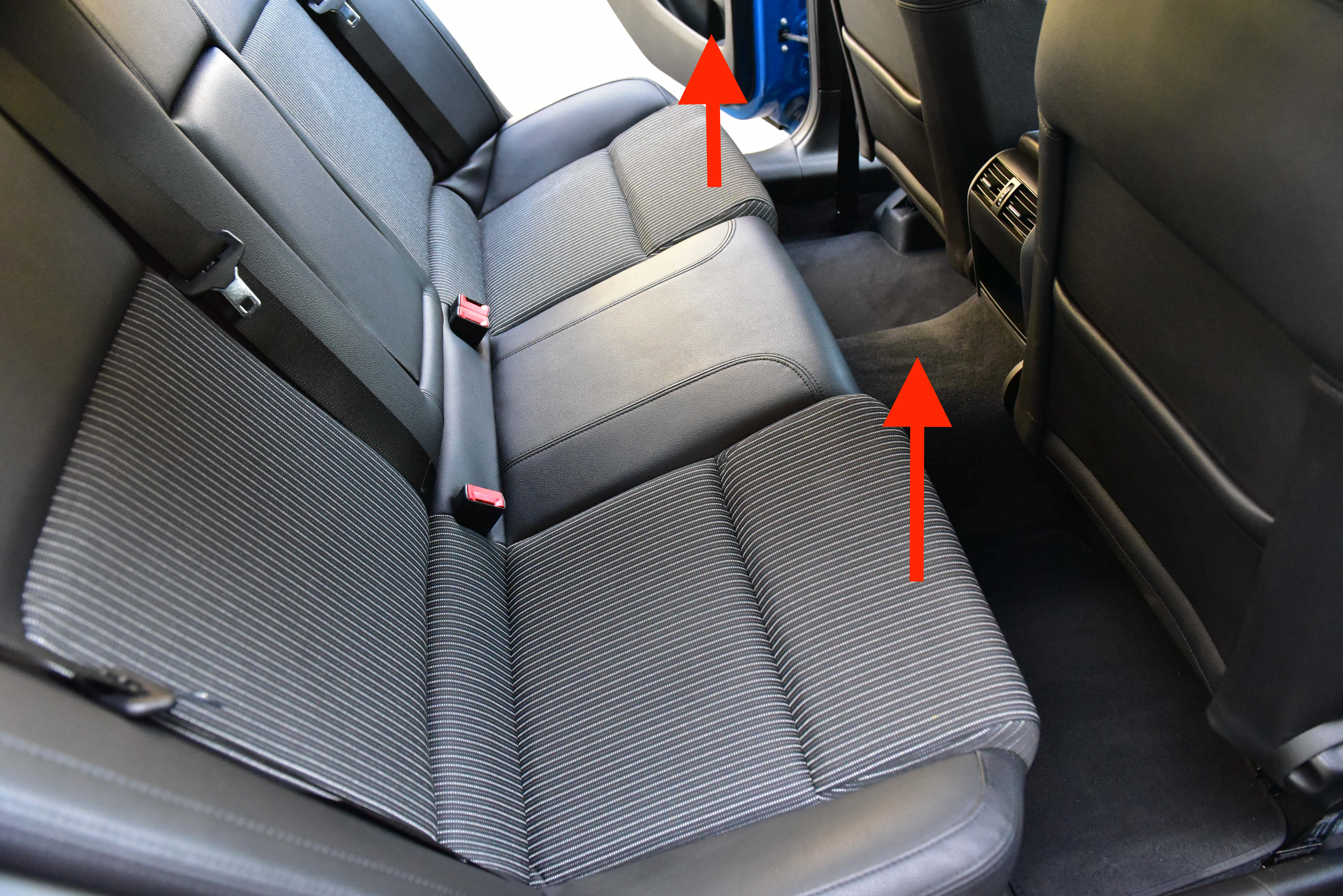 Rear Seat Removal