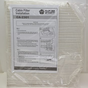 Sakura Pollen Cabin Filter VE VF Commodore