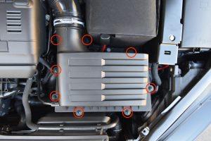MK7 Golf R Air Intake