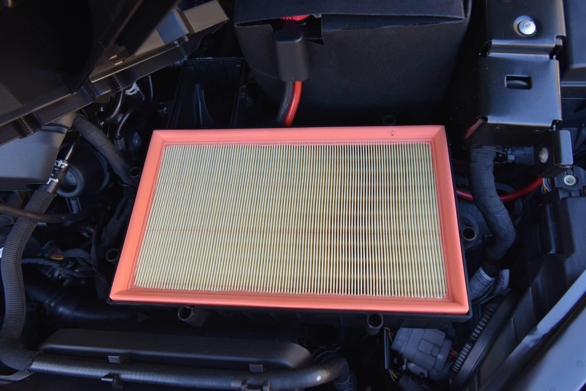 MK7 Golf R Air Filter