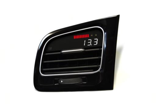 P3 Cars OBD Vent Gauge for VW MK7 Golf GTI