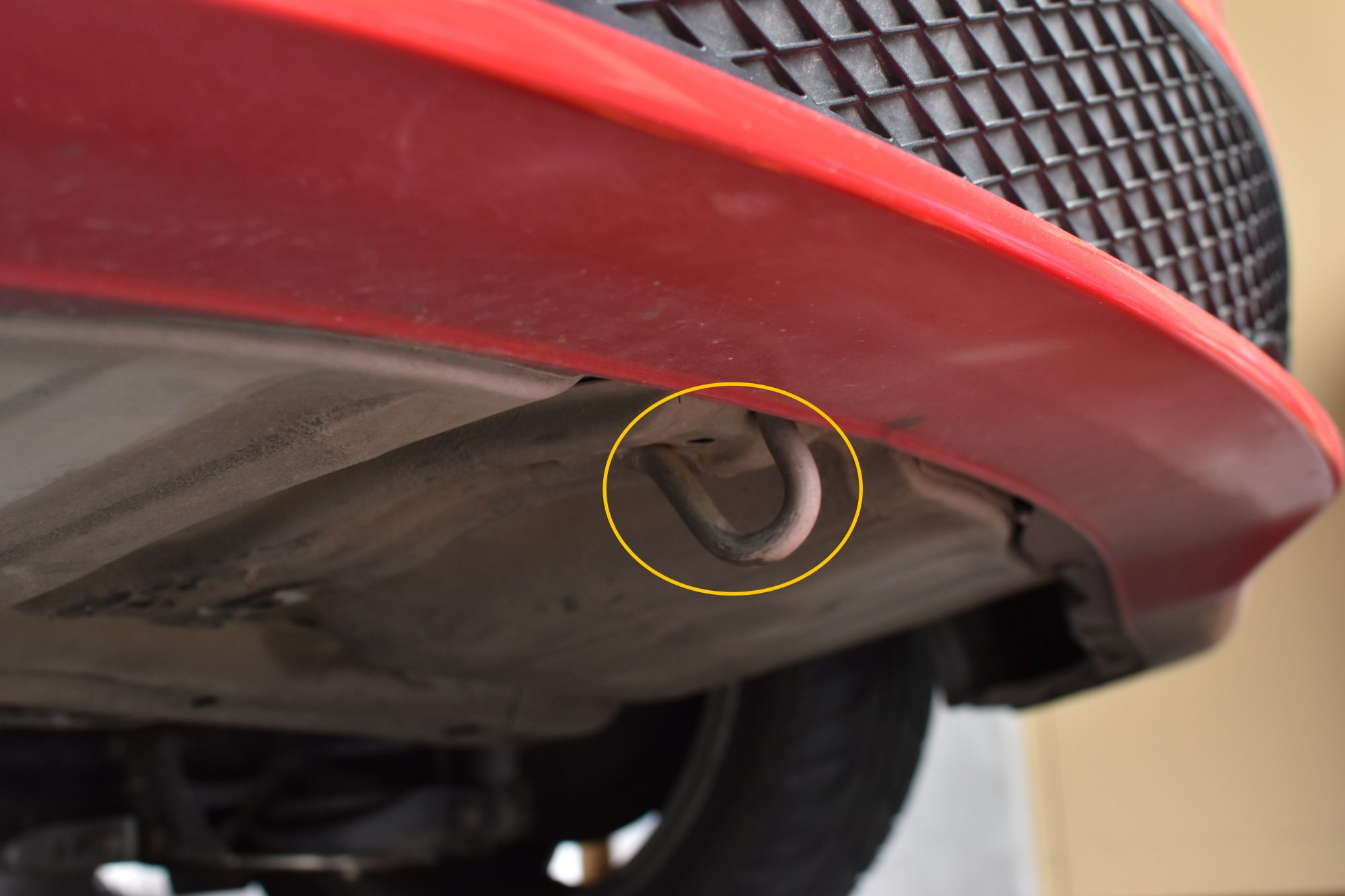 Universal Tow Hook