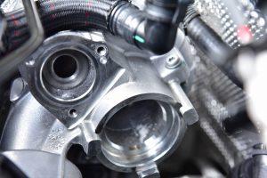 Turbosmart Kompact Shortie BOV EVR05 MK7 Golf R GTI EA888