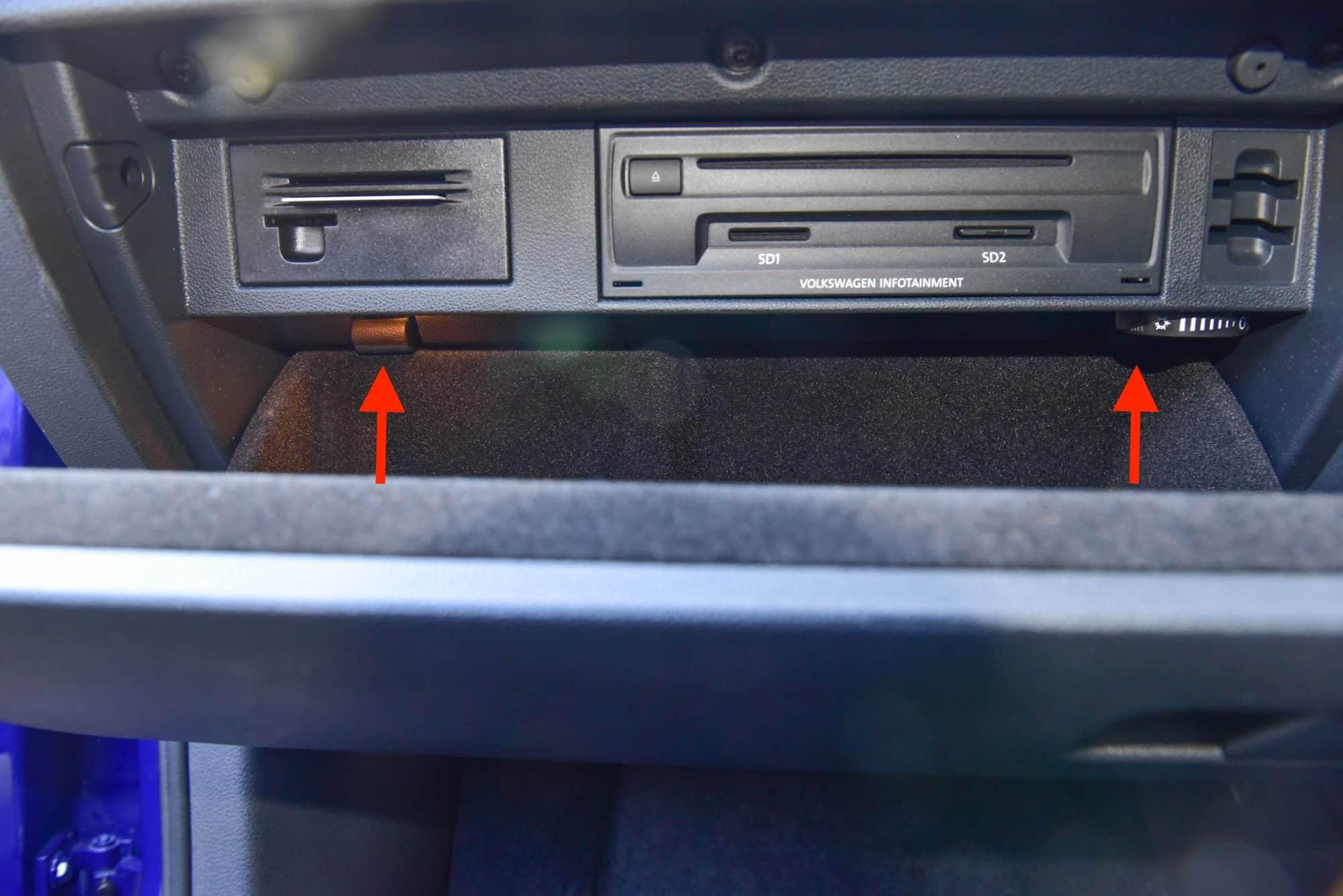 MK7 Golf R Changing Cabin Pollen Air Filter