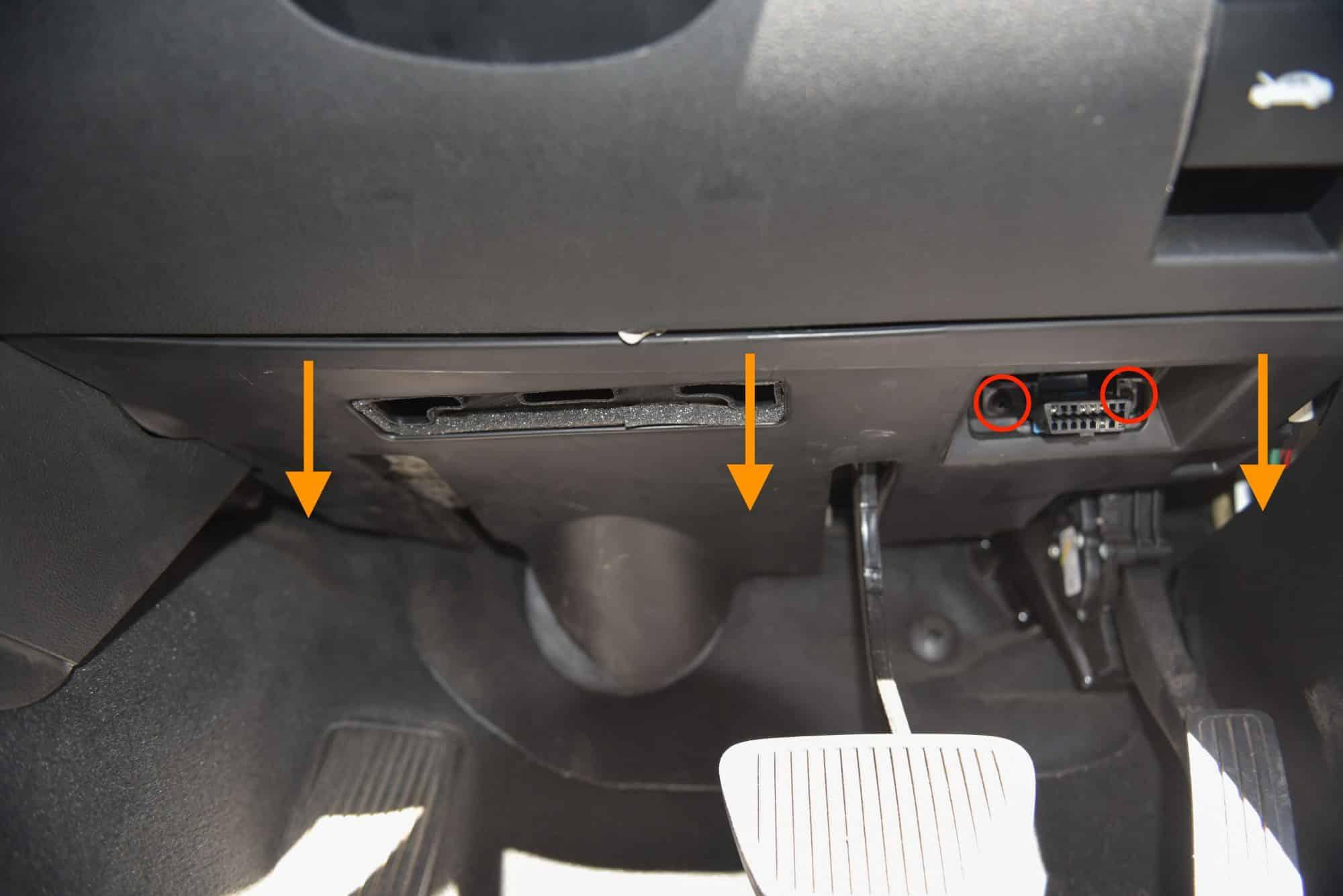 Replacing Air Conditioner Hvac Actuator Ve Commodore
