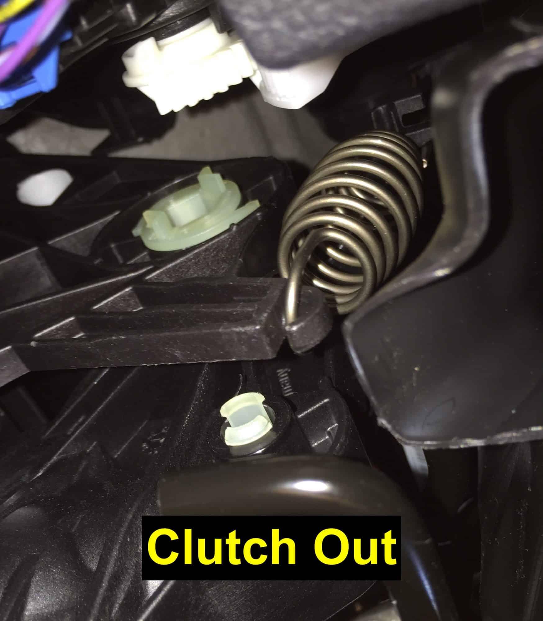 Clutch Assist Spring MK7 Golf