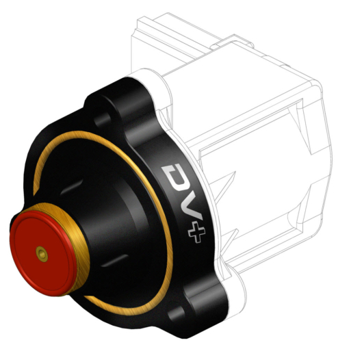 GFB DV+ Diverter Valve T9351 - VW MK6 / VAG & Euro Applications