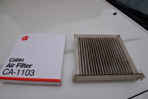 LandCruiser Prado Cabin Filter