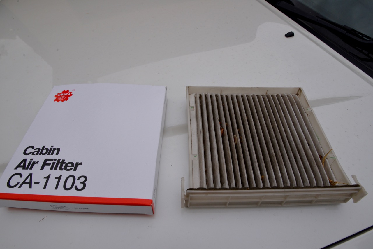 LandCruiser Prado Cabin Filter