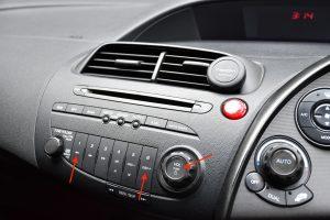 FN2 Civic Diagnostic Mode