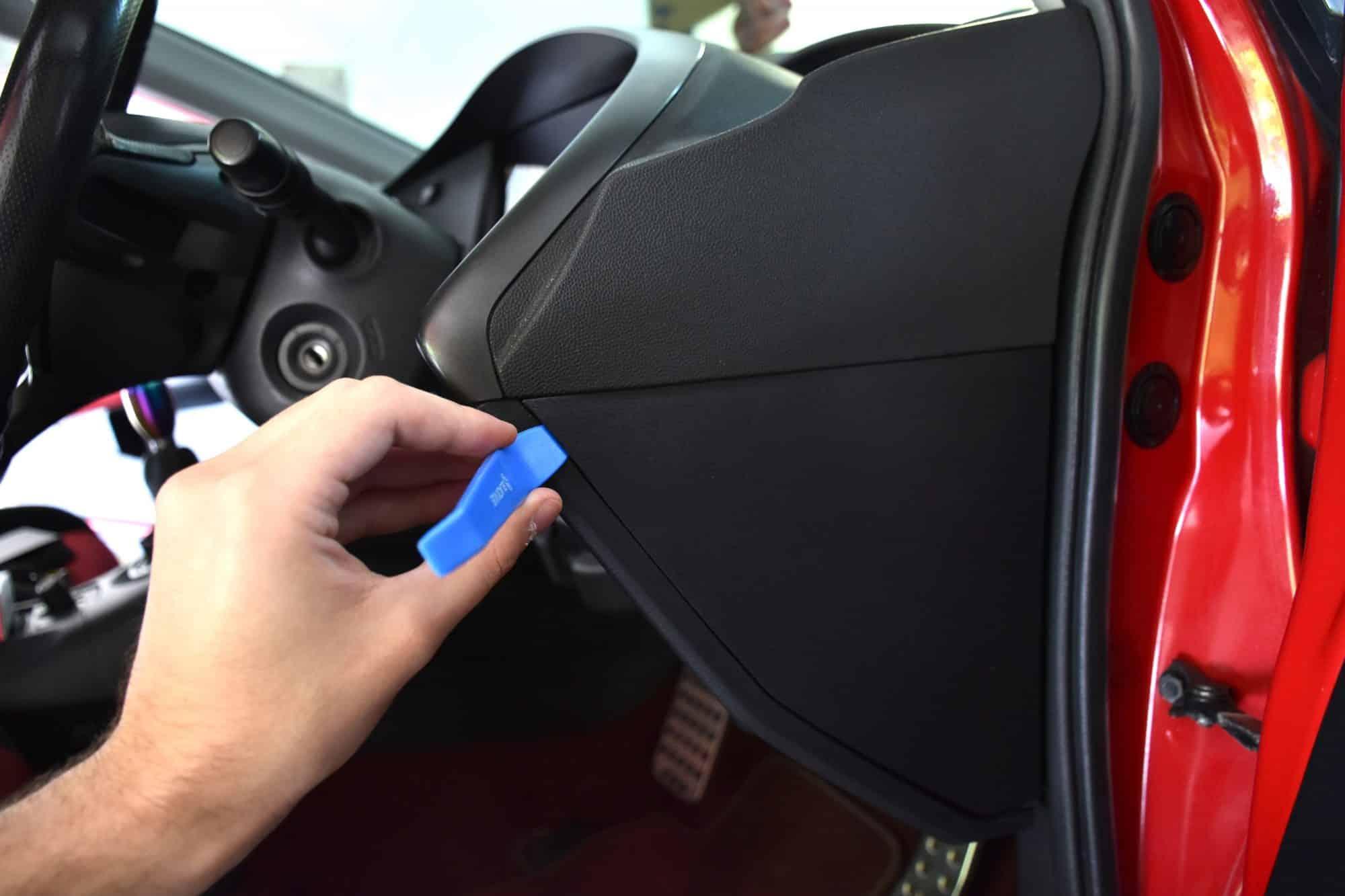Dash Cam Install Tutorial  U2013 Honda Civic Fn2  U2013 Autoinstruct