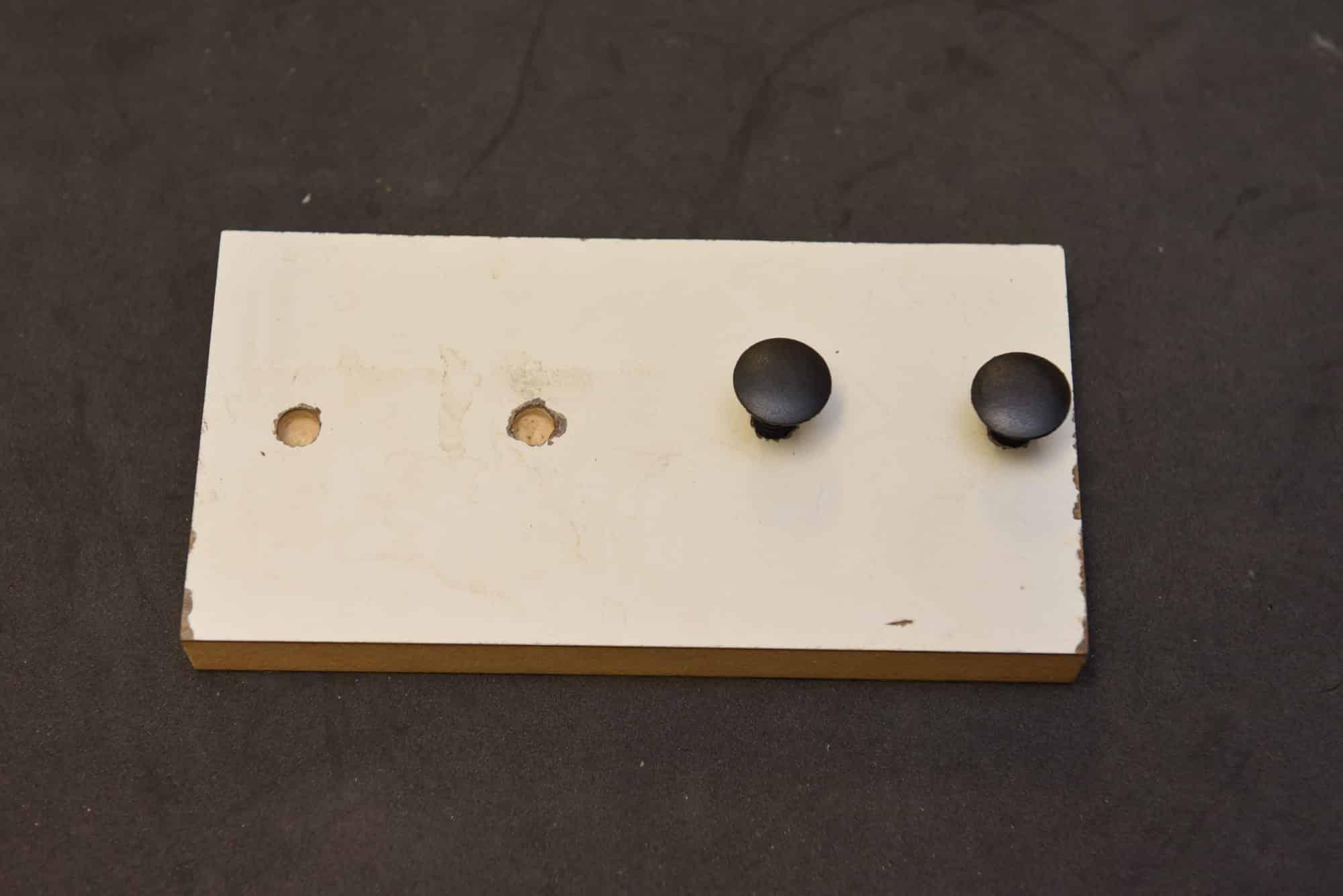 MK7 GOLF R Bumper Plugs