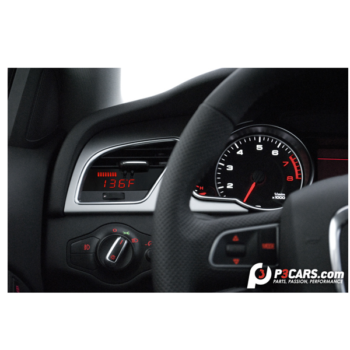 P3 Gauges Audi B8 Multi-Gauge