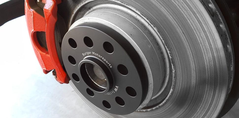 Burger Motorsports VW Golf Wheel Spacers