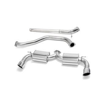 Neuspeed GTI stainless steel 70mm catback