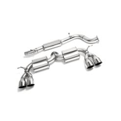 NEUSPEED Stainless Steel Catback Exhaust (80mm) – VW Mk7 Golf R