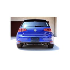 NEUSPEED 80mm Stainless Steel Catback VW Mk7 Golf R