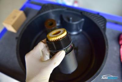 EA888 / MK7 Golf Oil Change