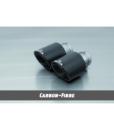 Remus Exhaust Tip – Carbon