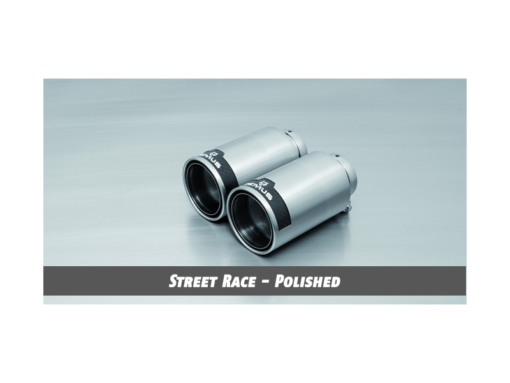 Remus Exhaust Tip - Street-Race Polished Chrome