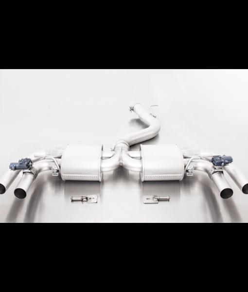 Remus Catback Exhaust – Audi RS3 8V