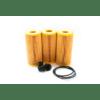 Genuine VAG Service Bundle - 3x Oil Filter + Sump Pllug