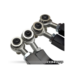 034motorsport adjustable upper control arms camber correcting audi b8