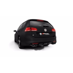 Remus Racing Catback Exhaust – Mk7 Golf R Wagon