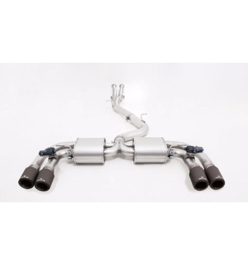 Remus Catback Exhaust - Audi RS3 8V