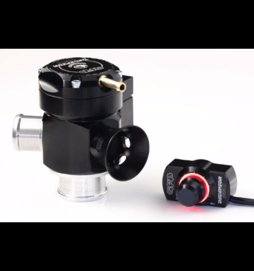 GFB Deceptor Pro II Electronic Adjustable Bias Venting Diverter Valve - Subaru WRX GJ