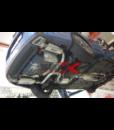 Bull-X Y-Style Catback Exhaust for Skoda Octavia RS 5E