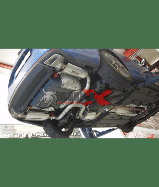 bull-x y-style catback exhaust – skoda octavia rs 5e – autoinstruct