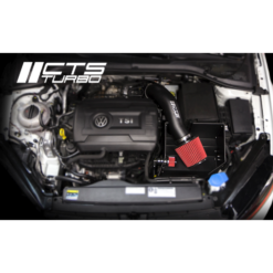 CTS Turbo Cold Air Intake System - Mk7 Golf