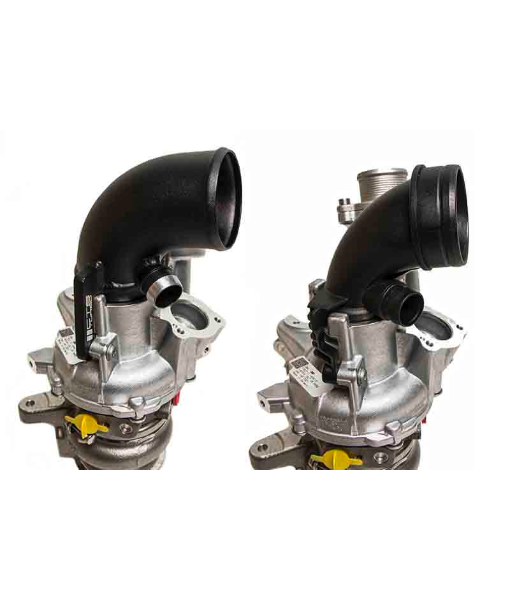 CTS Turbo High Flow Turbo Inlet - MQB