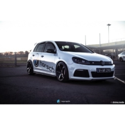 Horsch Design Carbon Front Lip - VW Golf R Mk6