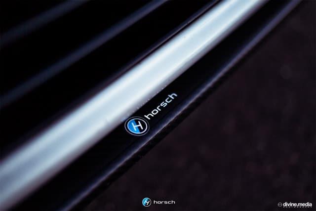 Horsch Design Carbon Front Lip - VW Golf R Mk6