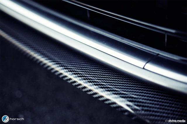Horsch Design Carbon Front Lip - Golf R Mk7