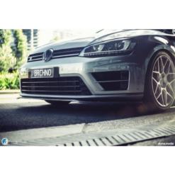 Horsch Design Carbon Front Lip - VW Golf R Mk7
